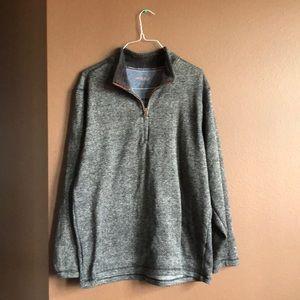 Weatherproof Fleece Quarter Zip Jacket XXL